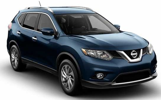 2016 Nissan Rogue Release Date