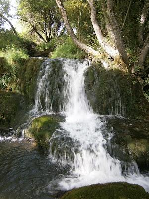 El Salto de la Herrería (Campillos Sierra - Huerta del Marquesado, Serranía de Cuenca)