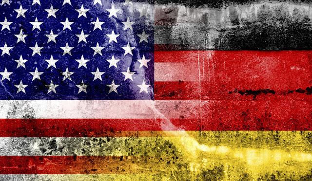 Μεταξύ Γερμανίας και Δύσης