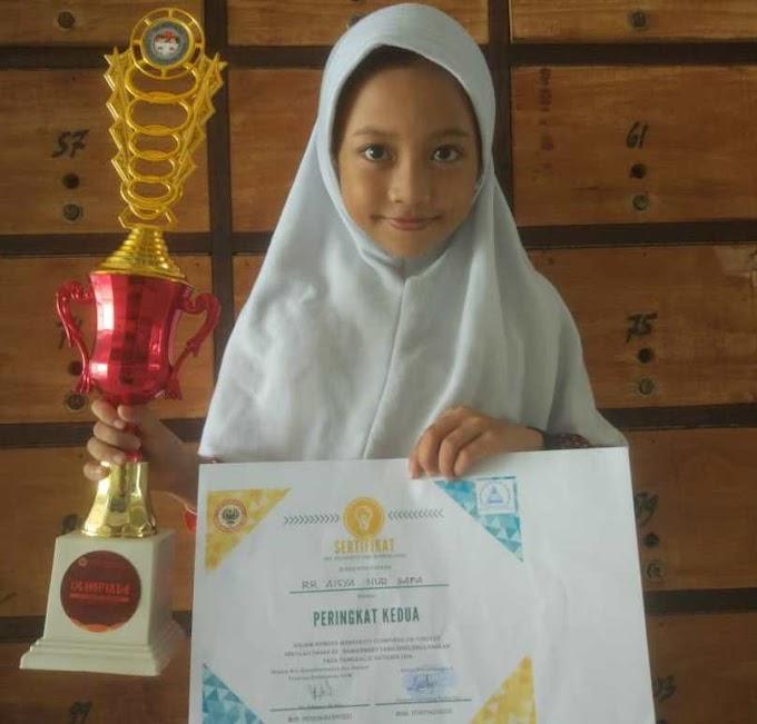 Juara 2 Olimpiade IPA