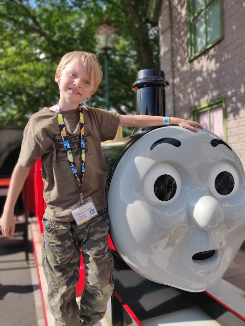 Thomas Land Drayton Manor Park #DMP