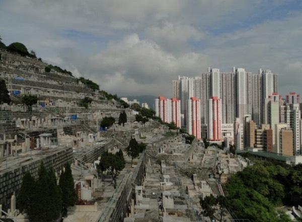 Kekurangan Ruang Untuk Menyemadikan Mayat, Ini yang Hong Kong Lakukan