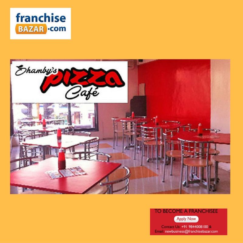Shamby S Pizza Cafe Bhopal