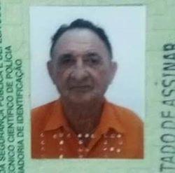 Idoso de 79 anos é encontrado morto em sua residência na cidade de Agua Nova