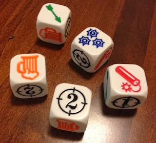 Bang the dice game picture of dice