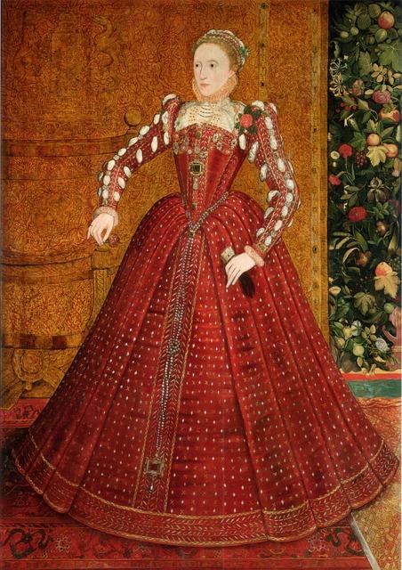 pixabay.com, Queen Elizabeth I