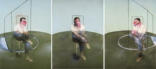 Francis Bacon Three Studies for a Portrait of John Edwards