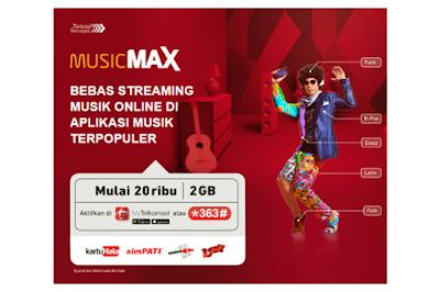 Paket MusicMAX Premium JOOX