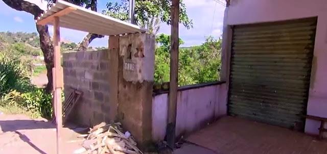 Idoso rouba lanchonete e pula muro de casas para fugir da PM no Duquesa em Santa Luzia