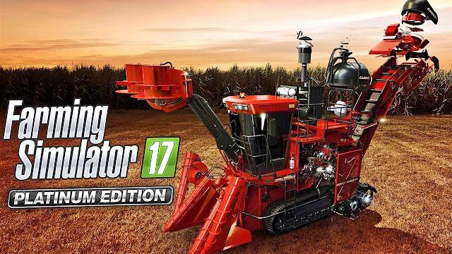 Free Download Farming Simulator 17 Platinum Edition PC Game