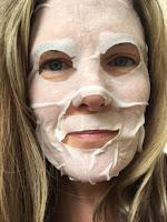 Garnier Moisture Bomb Tissue Mask - Beauty Testing
