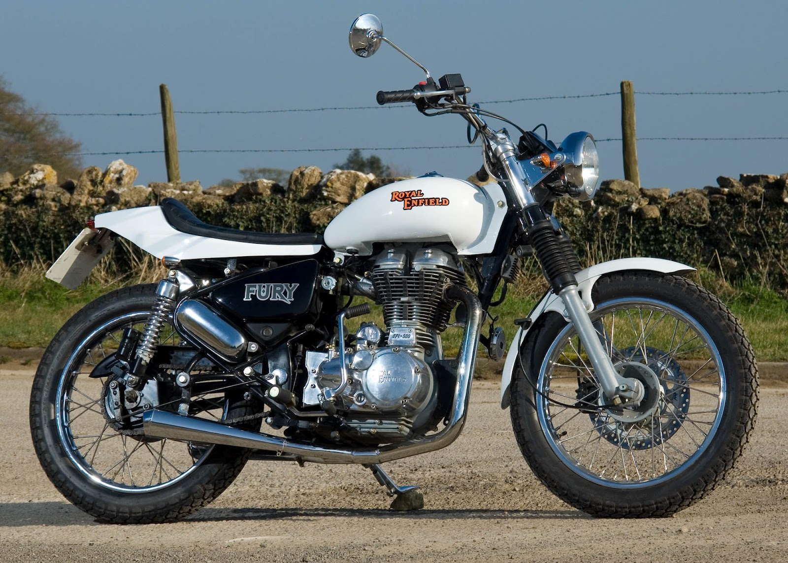 racing caf royal enfield fury 500 by watsonian squire. Black Bedroom Furniture Sets. Home Design Ideas