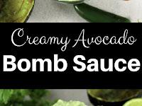 Creamy Avocado Bomb Sauce Recipe