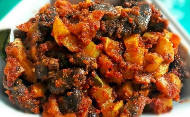 Resep original sambal goreng hati - Original Resep
