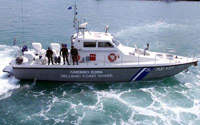 Επιχείρηση του λιμενικού στα Σύβοτα για τη μεταφορά τραυματισμένου αλιέα που βούλιαξε το σκάφος του
