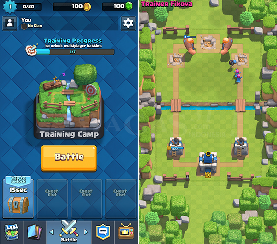 Free Clash Royale APK 1.2.0 Update Terbaru Download Gratis