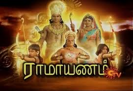 Vijay TV Mahabharatham, Vijay TV SHVAM, SUN TV Ramayanam