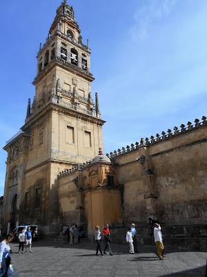 Torre Campanario de la Mezquita de Córdoba