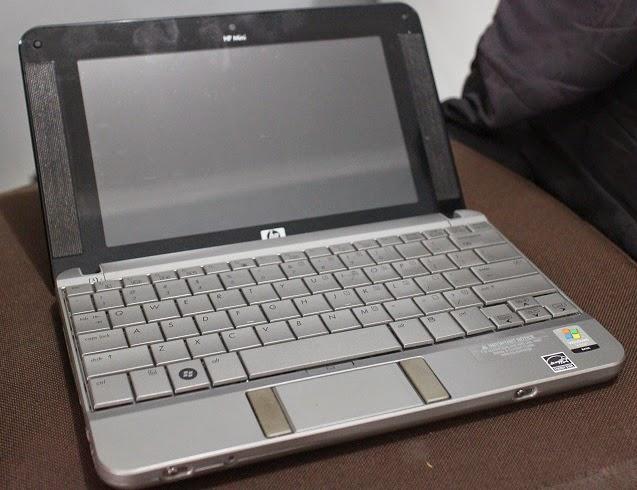 harga Jual HP Mini 2133 - Netbook Bekas Rp. 1.2 Jutaan