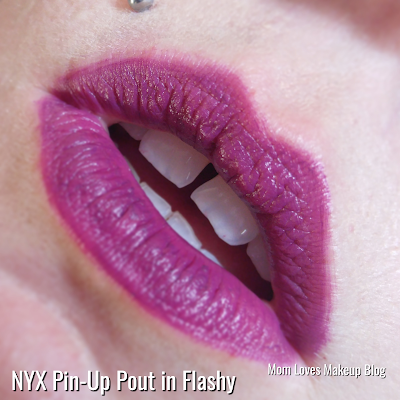 pin-up pout 23 flashy