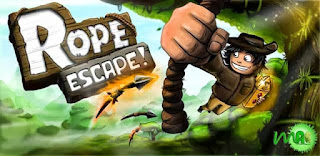 Download Rope Escape v1.21 Mod Apk (Unlimited Coins)