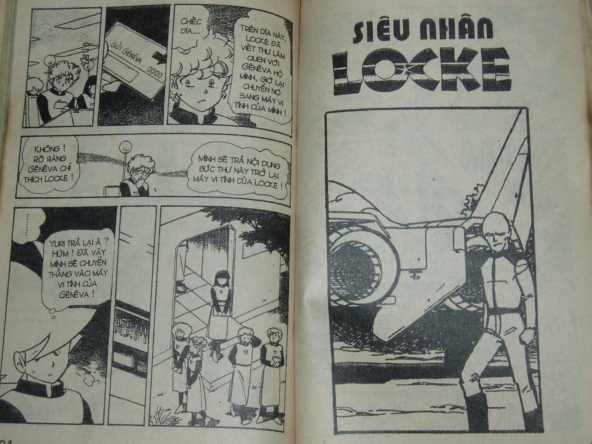 Siêu nhân Locke vol 18 trang 61