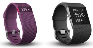 The Fitness Parade with FitBit