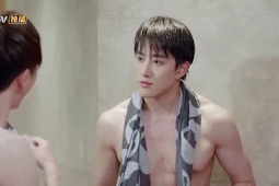 SINOPSIS Drama China : Mr Swimmer Episode 3 PART 2