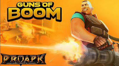 Guns of Boom Apk + Mod (No recoil, Unlimited Ammo) Download