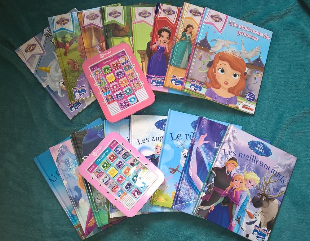 Kidslisent Les Livres Audio Collection Me Reader Fofie