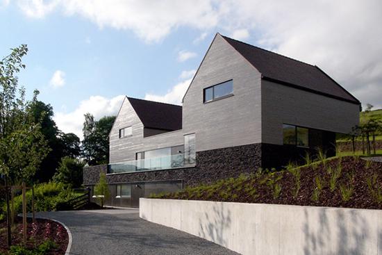 macam macam model atap rumah pelana