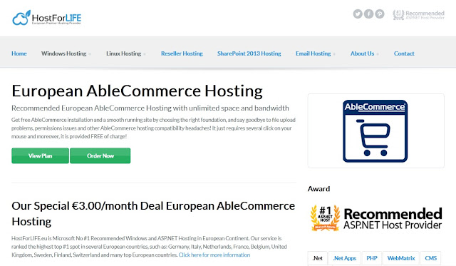 Select the Best, Cheap AbleCommerce Hosting