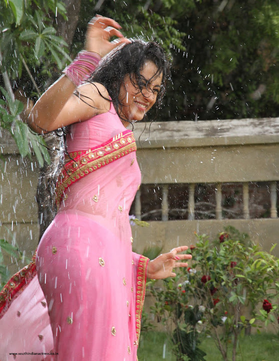Trisha Krishnan Wet Hot HD Photos in Kalavathi Movie ...