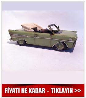 klasik oyuncak arabalar
