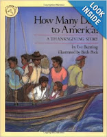 http://www.amazon.com/How-Many-Days-America-Thanksgiving/dp/0395547776/ref=sr_1_1?s=books&ie=UTF8&qid=1384695815&sr=1-1&keywords=how+many+days+to+america+by+eve+bunting