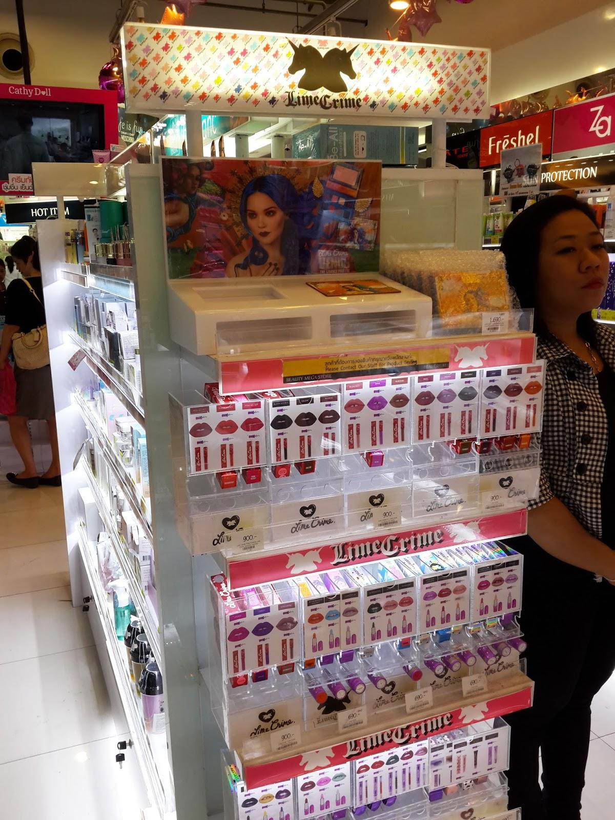 Bangkok makeup