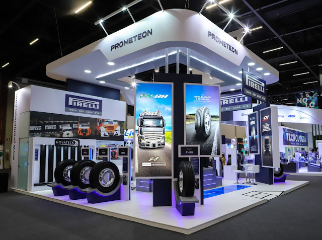 FENATRAN: TP Industrial do Brasil lança novos produtos na Fenatran 2017