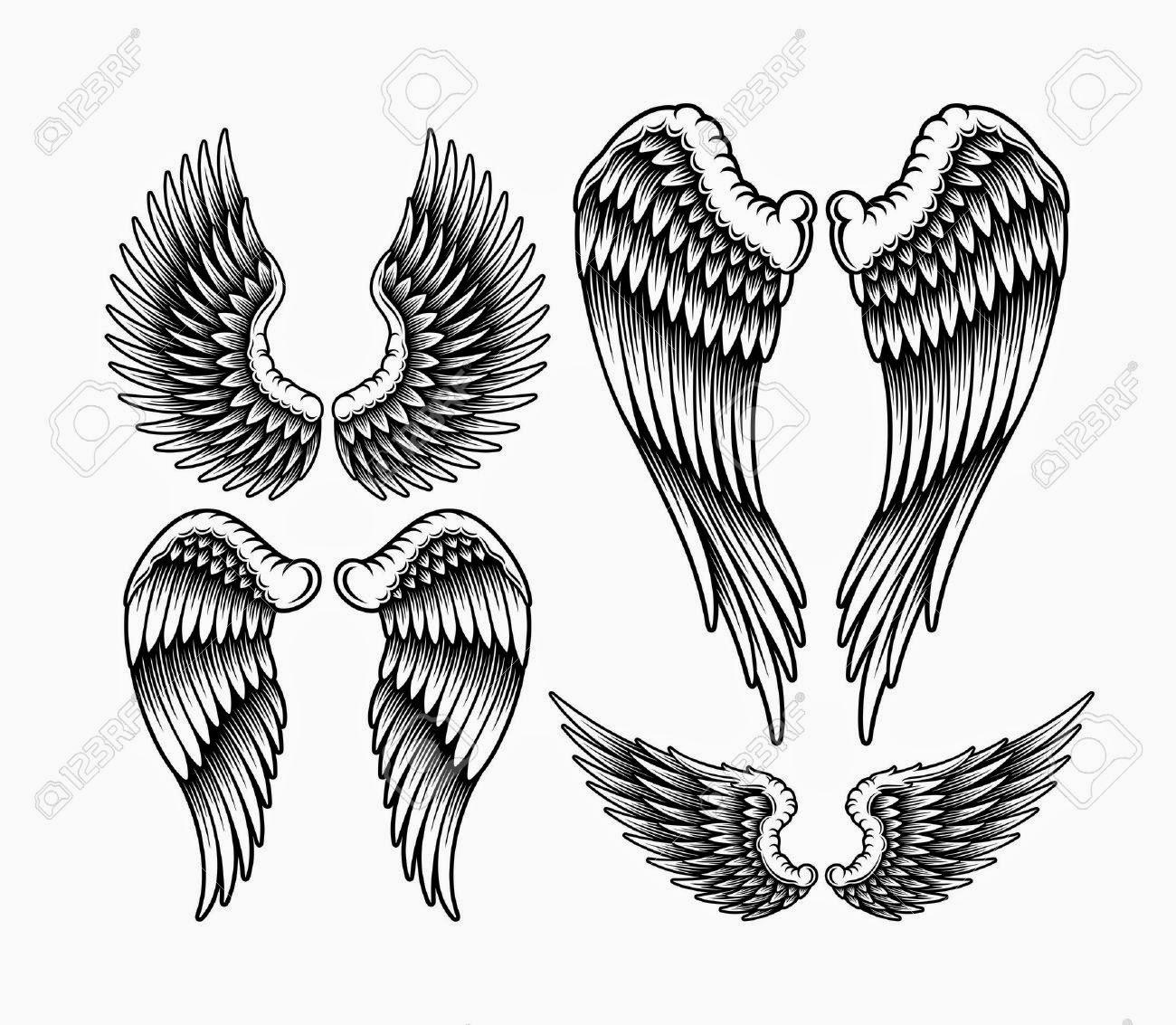 tattoo sprueche engelsfluegel tattoo