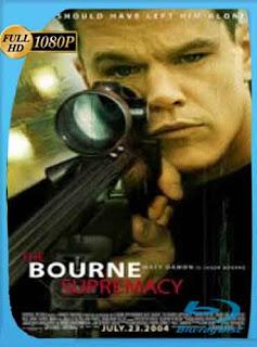 La Supremacía Bourne (2004) HD [1080p] latino[GoogleDrive]DizonHD