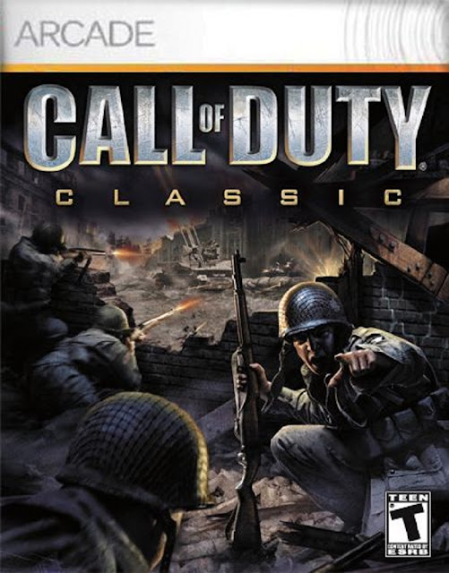 Call Of Duty Classic - Xbox 360 (Arcade) - Multi5 - Portada