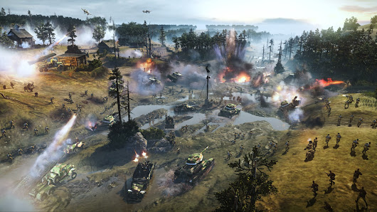 VFX Best of the Best: Company of Heroes