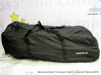 BABYELLE BS-S601 Maxi LightWeight Baby Stroller
