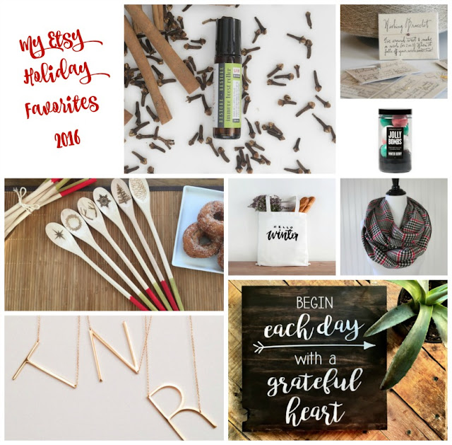 Cordier Events Etsy Holiday Favorites 2016