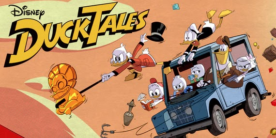 Disney XD Unveils DuckTales Reboot Premiere Date And New New Theme Song.