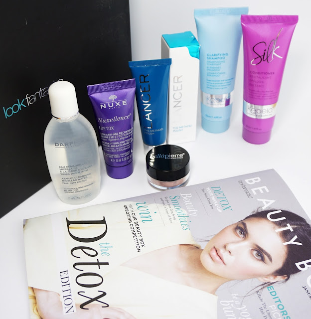 LookFantastic - Beauty Box (Januar 2016)