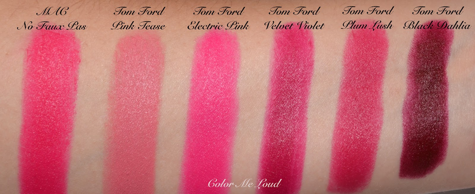 Lip Color by Tom Ford #19