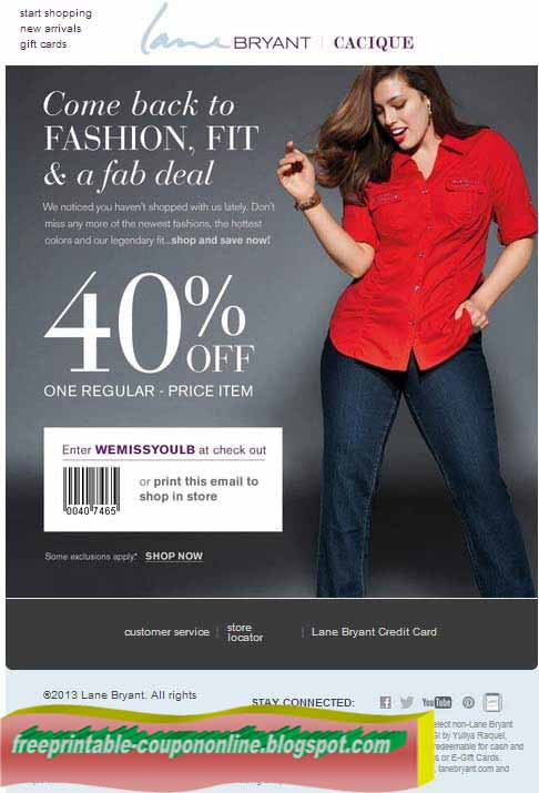 image regarding Lane Bryant Printable Coupons referred to as Lane bryant within retail store coupon code / Positive aspects range marriott