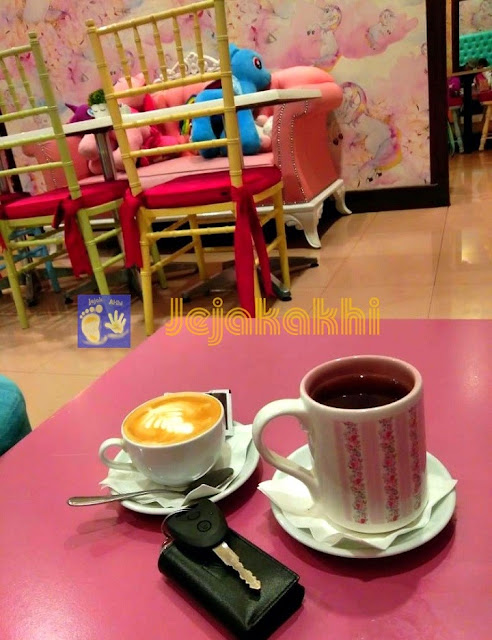 Love Unicorn Cafe, Kuliner Di Negeri Dongeng