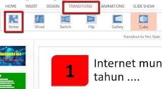 Merancang Ulangan Semionline dengan menggunakan PowerPoint dan kelebihannya