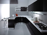 Ruang dapur yang menarik